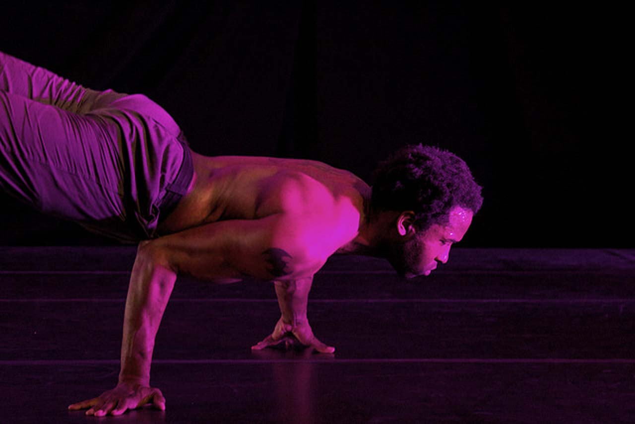 Dance performer.