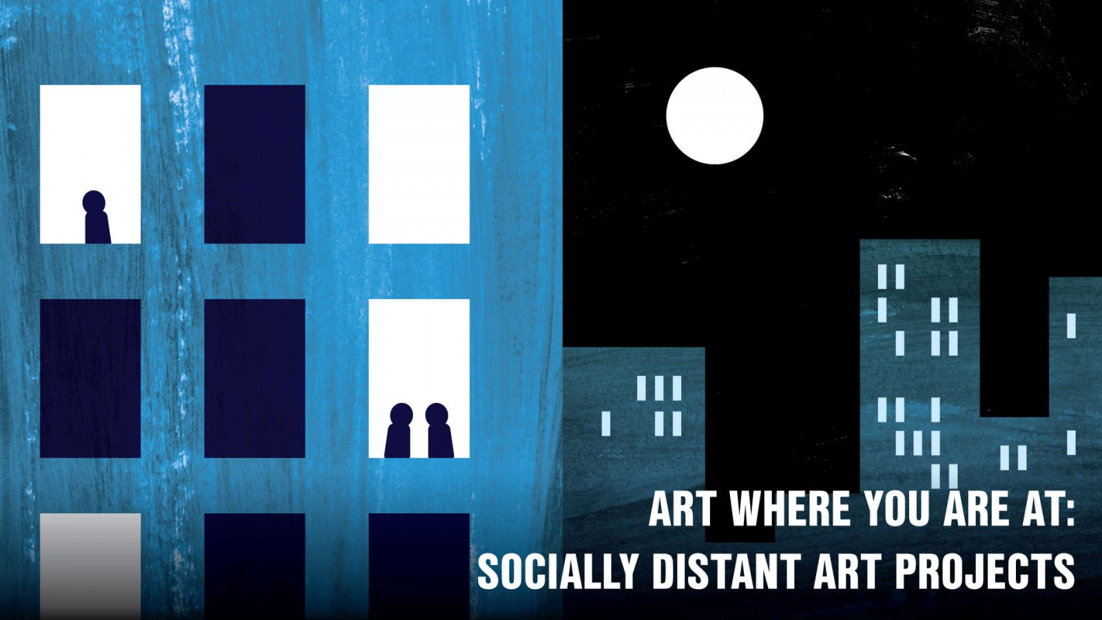 socially distant art project