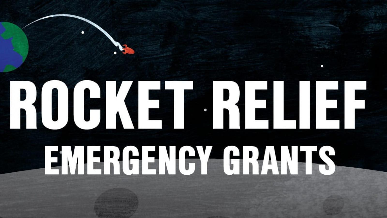 Rocket Relief logo