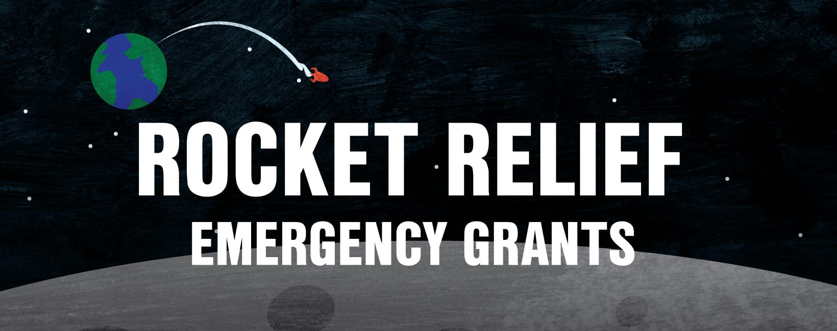 Rocket Relief logo