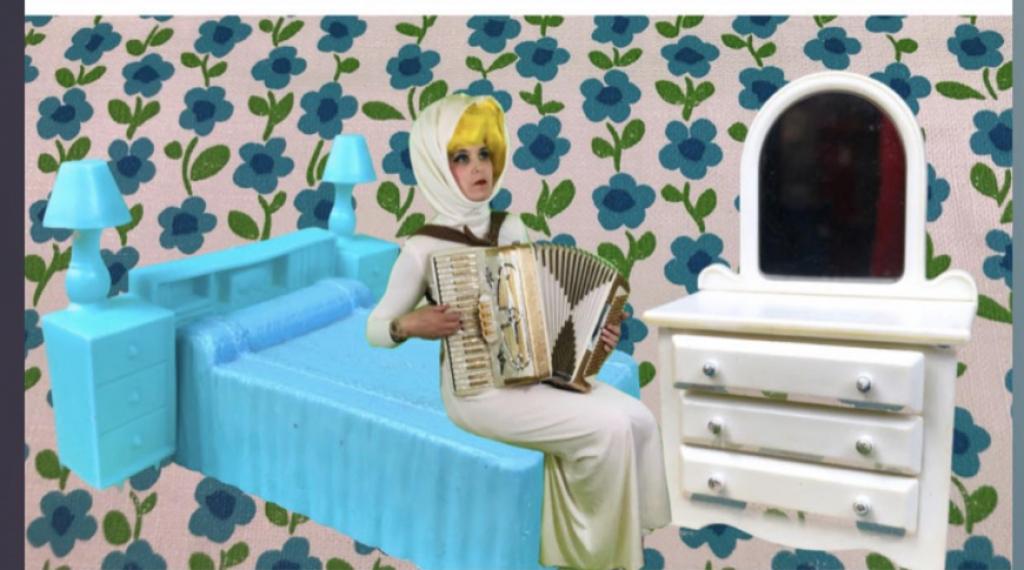 "Julia Vering screenshot from ""Re-enactments"""